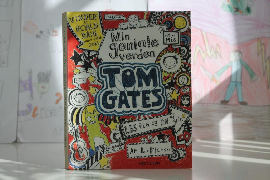 Tom Gates - Min geniale verden