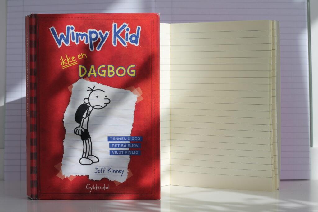 Wimpy Kid - Ikke en dagbog