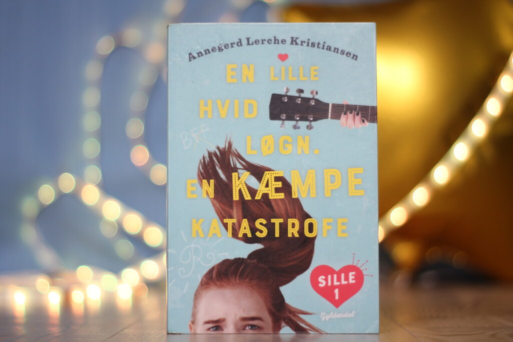 Bogen En lille hvid løgn, en kæmpe katastrofe