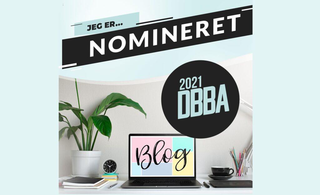 Logo Nomineret til DBBA